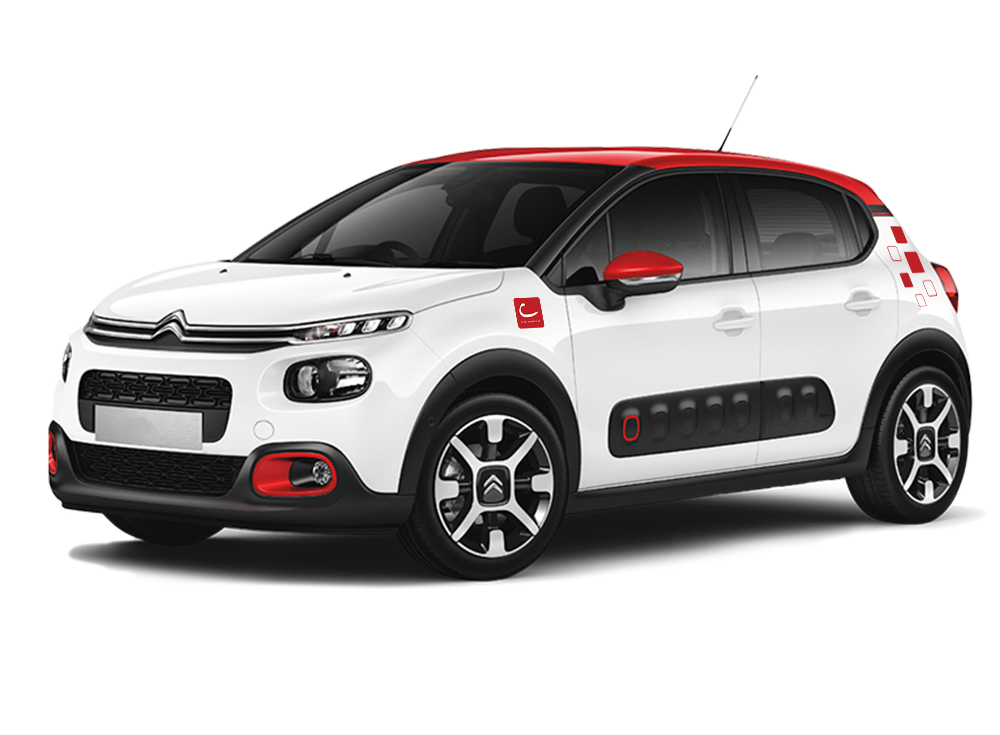 Citroën C3 5d/5p New